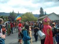 carnaval en el bolson