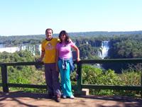 mirador Foz Iguazú