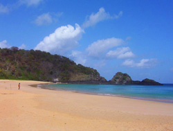 Praia do Leao, Mar de Fora, Noronha