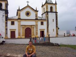 iglesia en Olinda