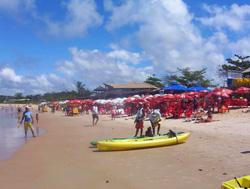 relatos viajeros de brasil -Porto Seguro -