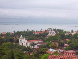 relatos viajeros de brasil - recife y olinda -