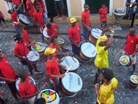 relatos viajeros de brasil - Salvador de Bahia -