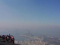 desde el mirador de  Rio de Janeiro, relato de un viaje por Brasil. - Rio de Janeiro