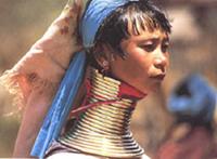 Mujer Jirafa - Thailandia