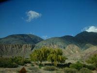 las montañas de los 7 colores