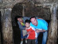 juntos en la cueva del guacharo