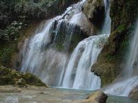 Las Cataratas de Kuangsi - Laos -