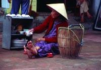 de viaje en vietnam